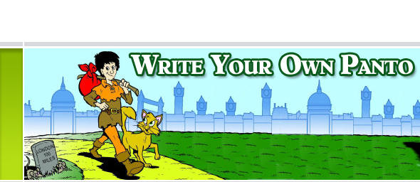 Write Your Own Pantomime